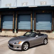 there u0027s a virtually brand new honda s2000 with only 910 miles for