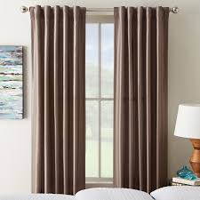 back tab top curtains and custom back tab drapes selectblinds com