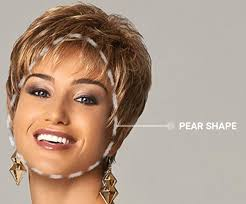best hairstyles for pear shaped faces how to choose the best style wig the wig company