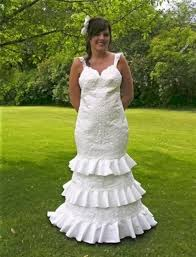 paper wedding dress 69 wedding dress ideas miratico