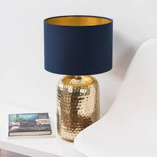 good black lamp shades with gold lining imagine u2013 unknown