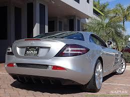 2006 mercedes benz slr mclaren coupe