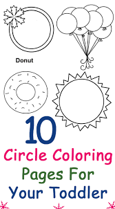 top 25 free printable circle coloring pages online within shape
