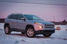 2014 jeep cherokee tires capsule review 2014 jeep cherokee latitude 4x4 v6