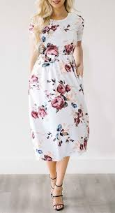 floral dresses make your choice for floral print dresses conveniently bingefashion