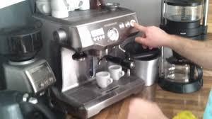 gastroback 42612 design advanced pro g espresso mit gastroback dual boiler