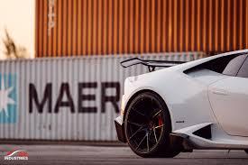 Lamborghini Huracan Modified - modified lamborghini huracan puts the performante on notice