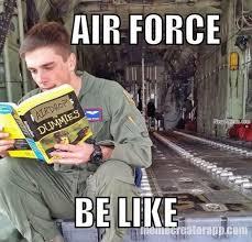 Air Force Memes - air force be like navy memes clean mandatory fun