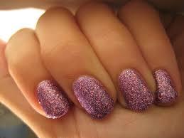 nail u0026 polish pink glitter nails my ombre hair