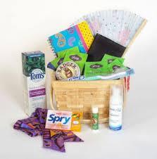 chemo gift basket ms ladybug gift baskets chemotherapy comfort basket