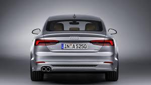 vwvortex com second gen audi a5 sportback unveiled ahead of