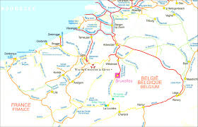France On Europe Map by Pin By Darius Mina On European Federation Adorable Belgium Road