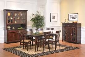 Shaker Dining Room Chairs Amish Dining Room Furniture