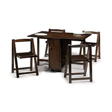 drop leaf table and folding chairs ikea antique and vintage double rectangular drop leaf dining table