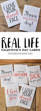 sarcastic valentines day cards sarcastic s day cards free printables our