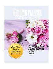 the wedding planner book wedding planner ebay