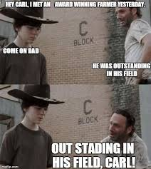 Coral Meme - coral coral 17 of the best walking dead memes 16 https www