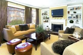 Living Room Set With Tv Living Room Set Up With Fireplace Living Room Arrangement With And