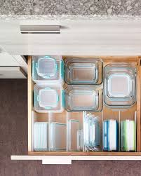 kitchen cabinet storage containers how to organize tupperware and food storage containers to