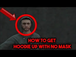 gta 5 online how to a get hoodie up without a mask after patch