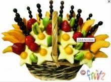 fresh fruit bouquets fresh fruit bouquets from fruitz koncepts supportbiz