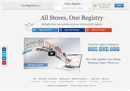 my registry wedding 5 best online wedding registries