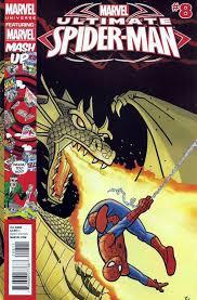 marvel universe ultimate spider man volume 1 8 spider man