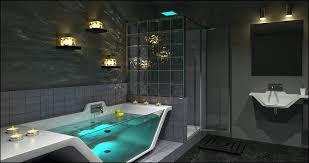 contemporary bathroom caustics by davidhier on deviantart