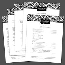 10 best images of photography business forms templates free free