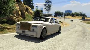gold phantom car rolls royce phantom ewb gta5 mods com