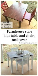 best 25 kids table ideas best 25 farmhouse kids chairs ideas on farmhouse kids