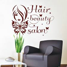 compare prices on butterfly beauty salon online shopping buy low dctop female hair beauty salon butterflies wall decals art vinyl removable living room home decoa wall