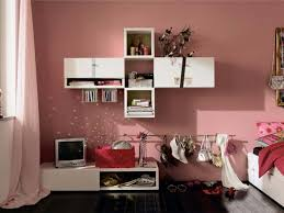 girls bedroom interesting pink blue teenage bedroom
