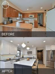 cheap kitchen remodel ideas kitchen remodel on a budget before and after beforeandafter