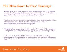 screen time is taking away play time make room for play make