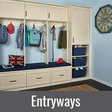 Entryway Solutions Custom Storage U0026 Home Organization Systems Tailored Living