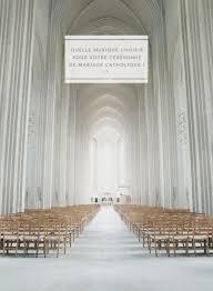 chant eglise mariage choisir la musique de sa cérémonie de mariage catholique