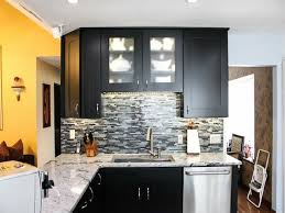 kitchen backsplash ideas black cabinets viscount white countertops with cabinet backsplash ideas