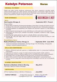 Examples Of Nursing Resumes by Nursing Resume Template 2017 Learnhowtoloseweight Net