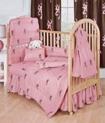 pink realtree crib bedding