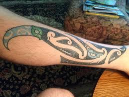 a cultural maori ta moko by tony brown at otautahi tattoo