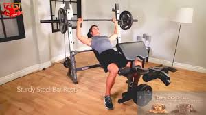 Weight Benches Sale Best Weight Bench For Home Gym Equipment For Sale Youtube