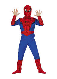 halloween marvel classic spider man child hallowee walmart com