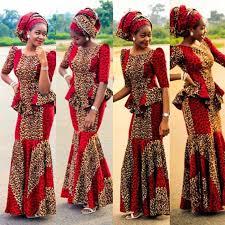 Traditional Wedding 60 Traditional Wedding Ankara Styles