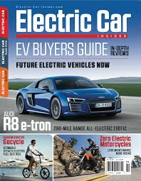 car buying guide electric car insider electric vehicle news reviews and analysis