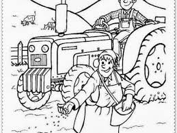 9 farm animal coloring pages for preschoolers theme farm animals