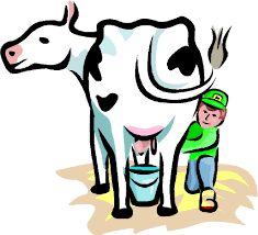 animal dairy cow clipart cliparts and others art inspiration