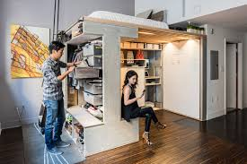 Home Designer Pro Square Footage The Designer Shoebox Studio Apartments That Use Every Inch Wsj