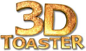 Talking Toaster 3d Toaster