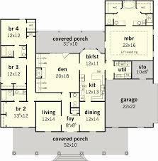open floor house plans best 25 four bedroom house plans ideas on open floor
